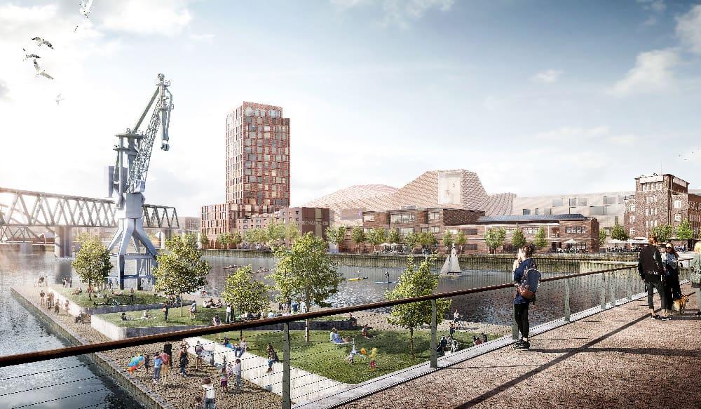 Hot Spot für Urbane Produktion