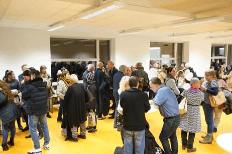 Stadteingang Elbbrücken: Öffentliche Diskussion mit Nachbarn